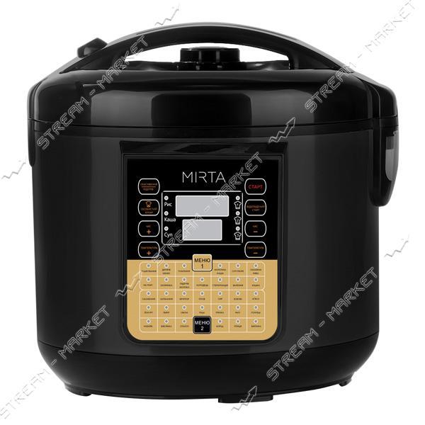 Mirta мультиварка МС-2211В 900Вт, 5л, 39 программ, антипригарная чаша