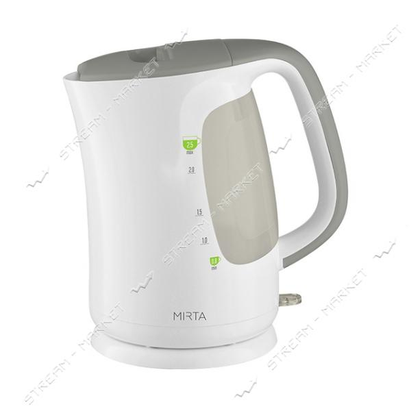 Электрочайник Mirta КТ-1025 пластик 2200Вт 2.5л