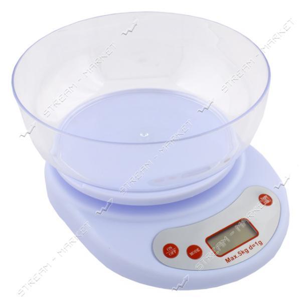 Весы кухонные с чашей 5кг