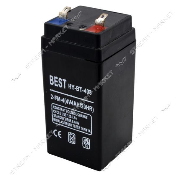 Аккумулятор к торговым весам 4V-4Ah
