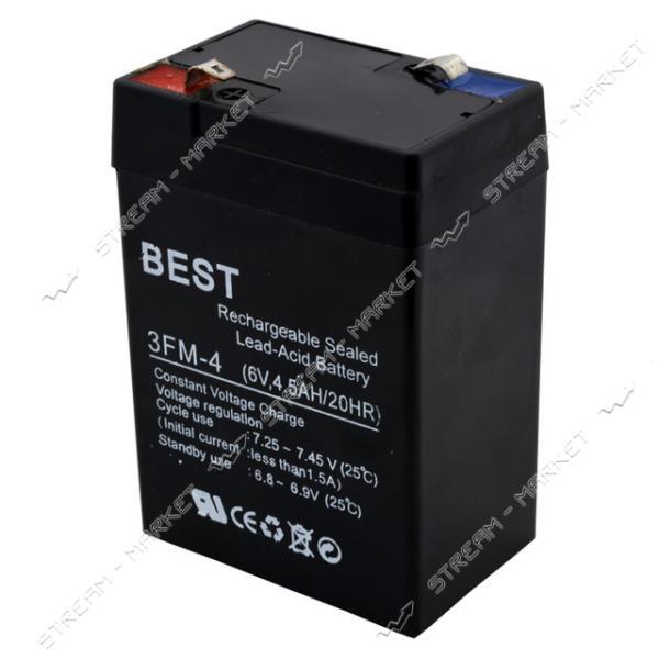 Аккумулятор к торговым весам 6V-4.5Ah