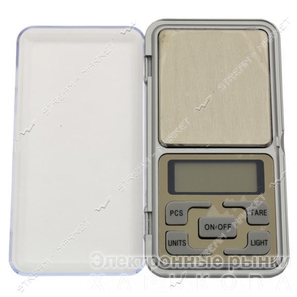 Ювелирные весы Pocket Scale МН-200 200гр - Ювелирные весы на рынке Барабашова