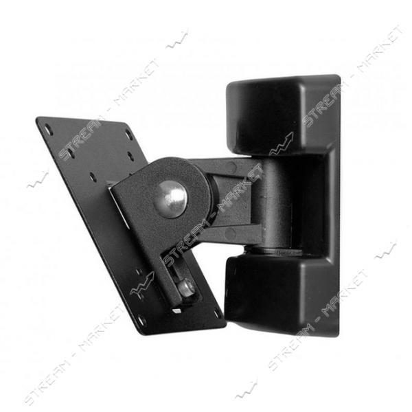 Кронштейн для ТВ КВАДО К-120 черный
