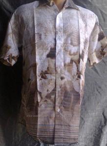 Фото Одежда , обувь Мужская рубашка молодежная