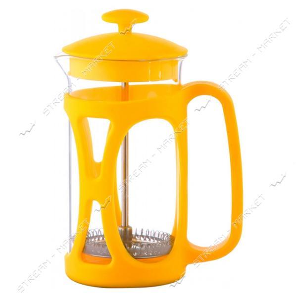 Заварник ConBrio CB-5335 желтый 350мл пластик