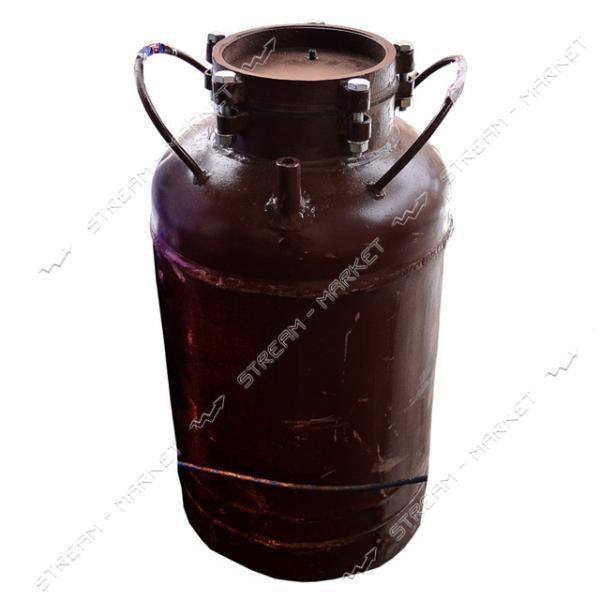 Автоклав метал. (газовый) на 10л банок закрутка винт (маном. термом) Миргород