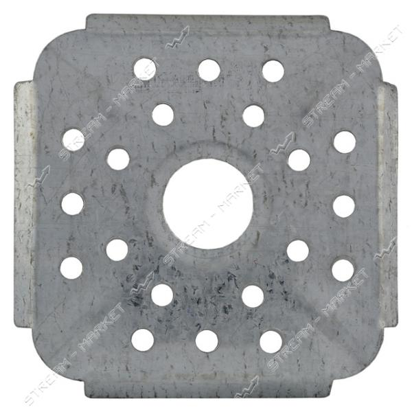 Накладка на газовую плиту №1 оцинкованная