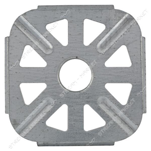 Накладка на газовую плиту №2 оцинкованная
