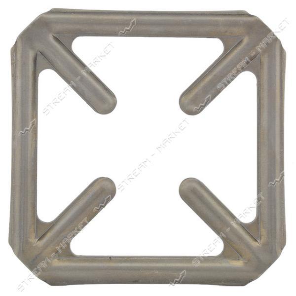 Накладка на газовую плиту Крест 105х105мм