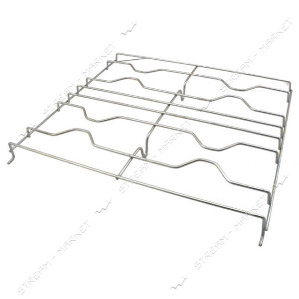 Решетка на газовую плиту 4х конфорочную Брест оцинкованная 470х570мм