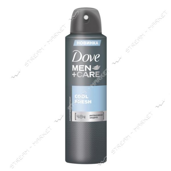 Dove Men Care Антиперспирант аэрозольный Прохладная свежесть 150мл