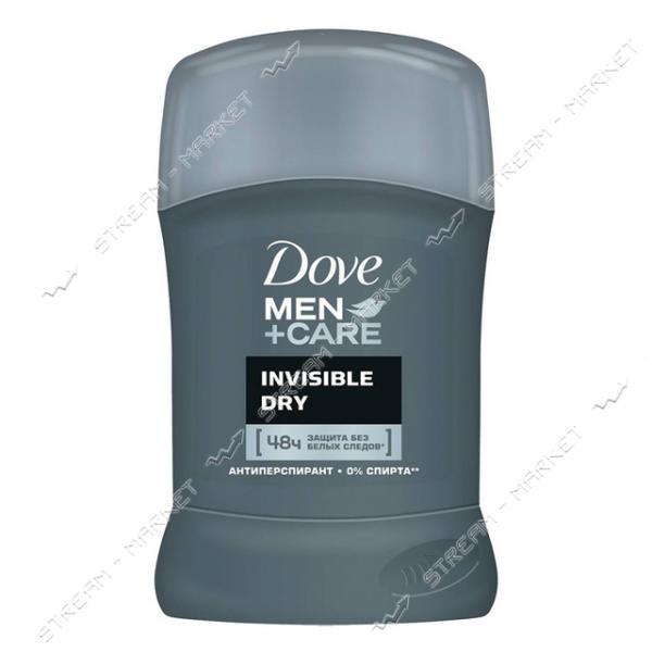 Dove Men Care Антиперспирант твердый Экстразащита без белых следов 50мл