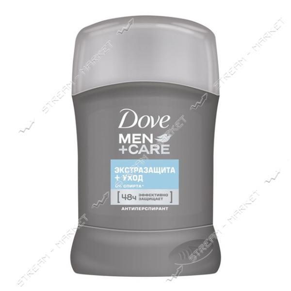Dove Men Care Антиперспирант твердый Экстразащита и уход 50мл