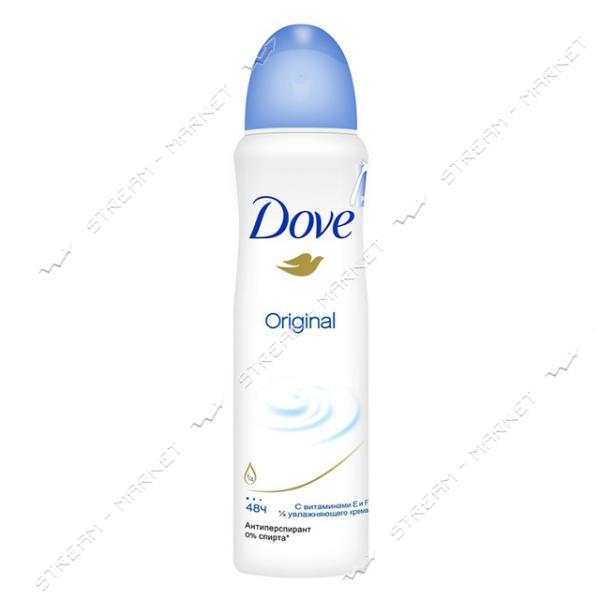 Dove Антиперспирант аэрозольный женский Original 150мл