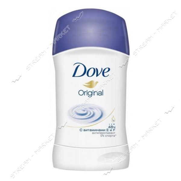 Dove Антиперспирант твердый Оригинал 40мл