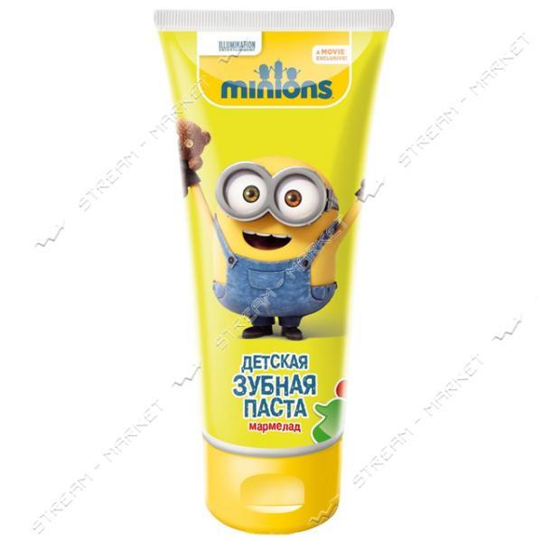 Minions Зубная паста детская Мармелад 65мл