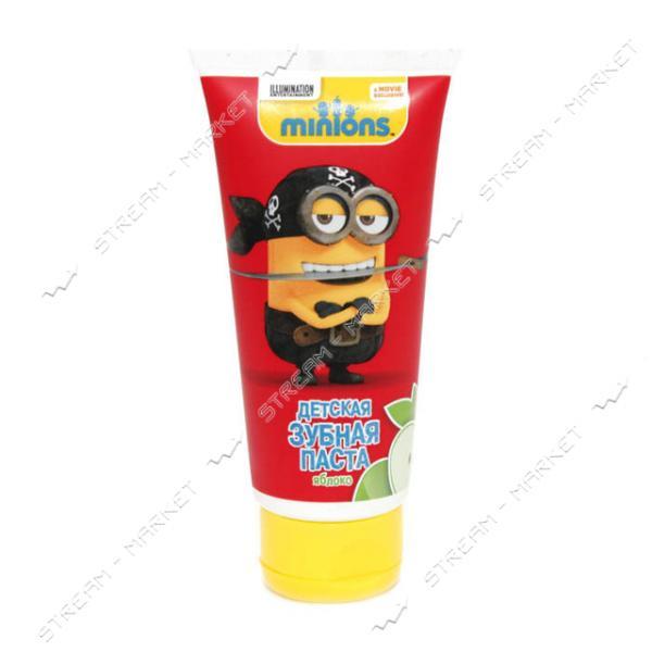 Minions Зубная паста детская Яблоко 65мл