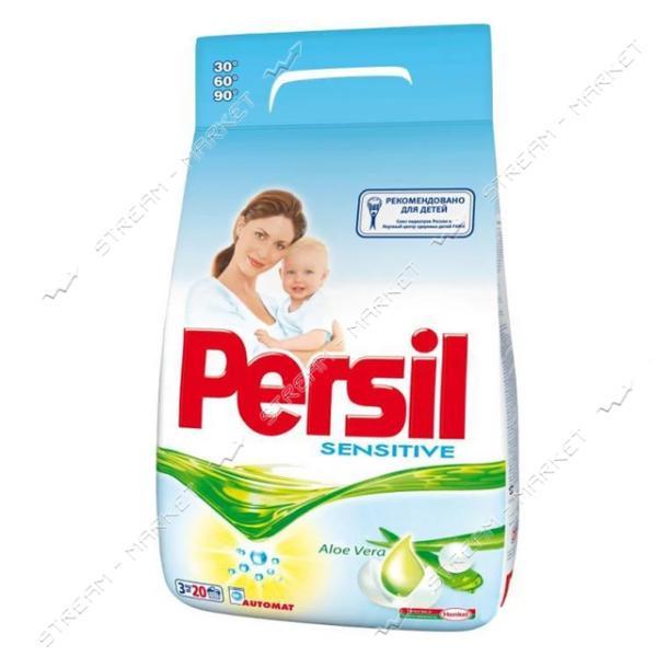 Persil Стиральный порошок автомат Sensitive 3кг