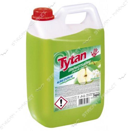 Универсальная жидкость для мытья Tytan Яблоко 5000мл