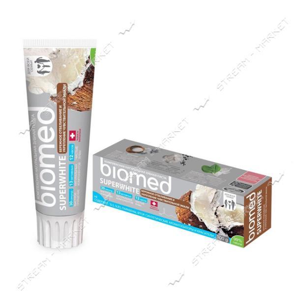 BioMed Зубная паста Superwhite 100г