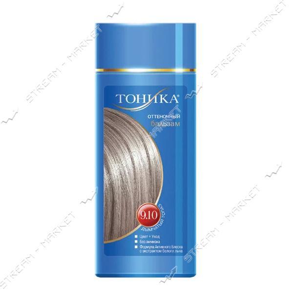 Clever Тоника Бальзам для придания оттенка 9.10 Дымчатый топаз 150мл