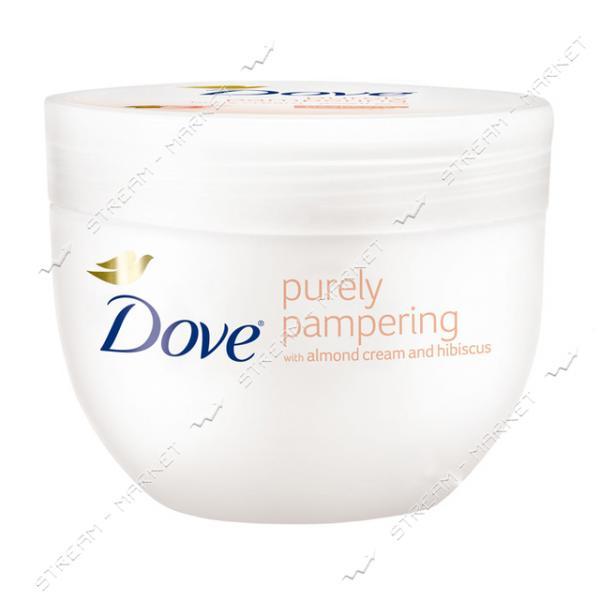 Dove Крем для лица и тела Объятия нежности Миндальное молочко и гибискус 150мл