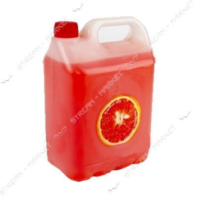 Вкусные секреты Гель-мыло жидкое Грейпфрут 5л