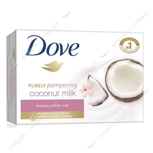 Dove Крем-мыло Кокосовое молочко и лепестки жасмина 135г