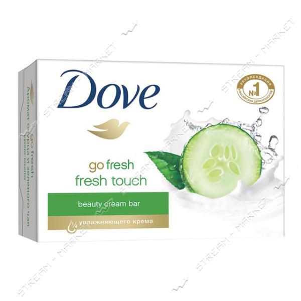 Dove Крем-мыло Прикосновение свежести 135г