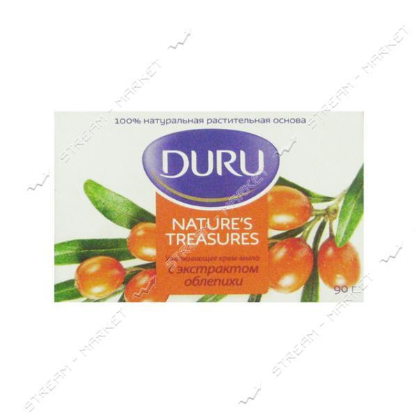 "Duru Мыло Nature""s Treasures з екстрактом обліпихи 90г"