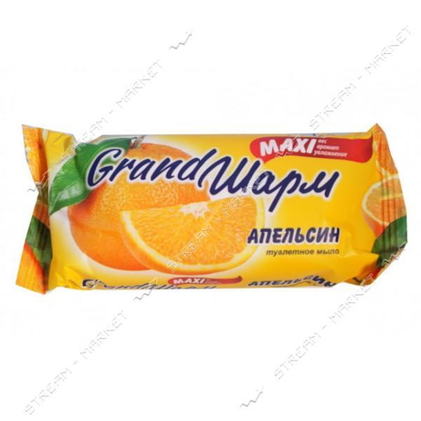 Grand Шарм Мыло туалетное Апельсин 140г