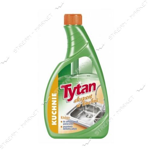 Жидкость для мытья кухни Tytan запаска 500мл