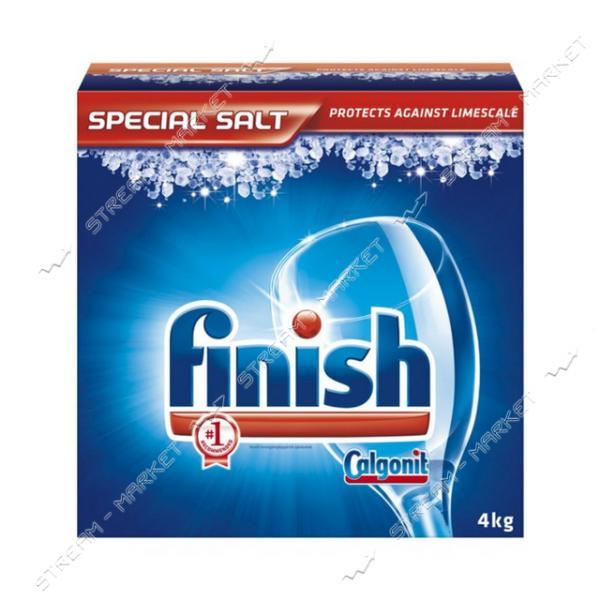 Соль для посудомоечных машин FINISH 4кг