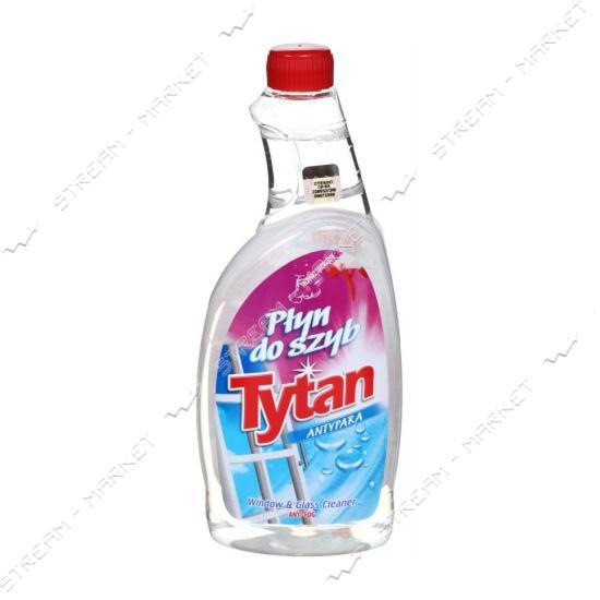 Жидкость для стекла Tytan анти-пар запаска 750мл