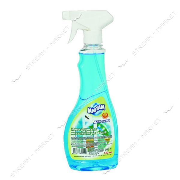 МИЛАМ Средство для мытья окон 0.5л