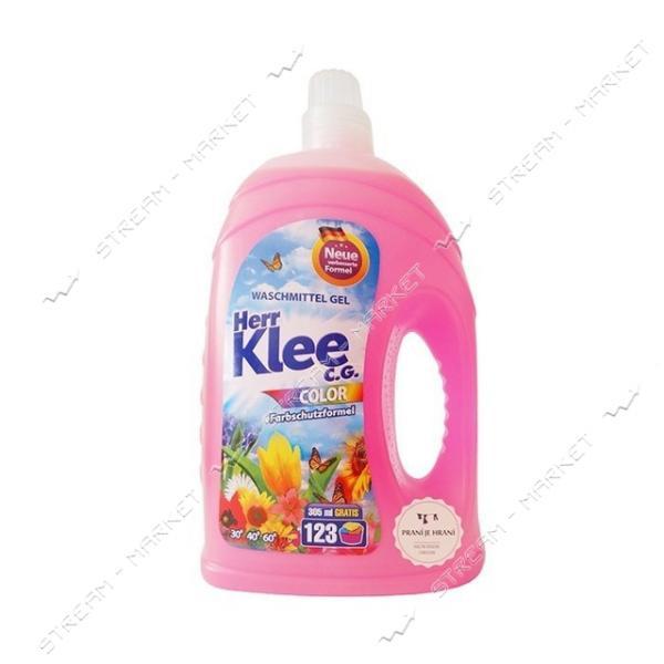 Klee Color Гель для стирки цветного белья 4305мл