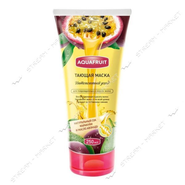 Aquafruit Тающая маска для поврежденных волос Интенсивный уход 250мл