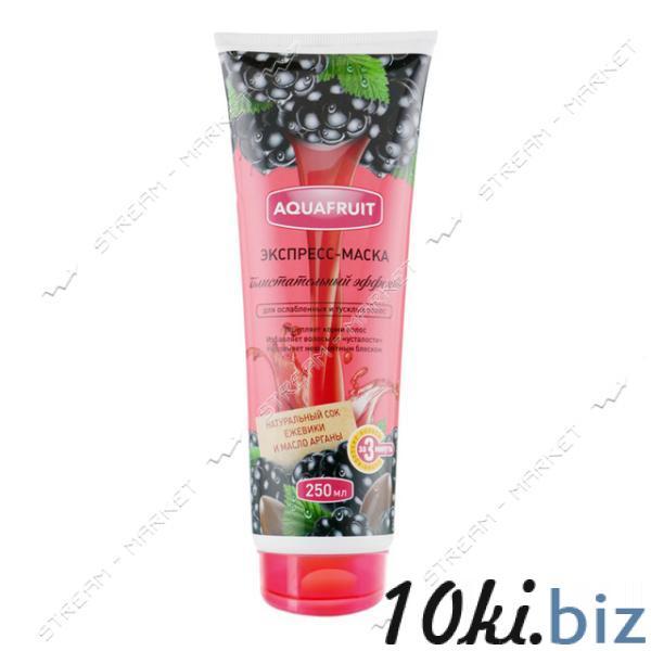 Aquafruit Экспресс-маска для ослабленных и тусклых волос Блистательный эффект 250мл купить в Харькове - Маски для волос
