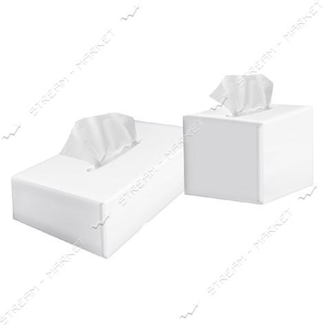 PROservice Салфетки косметические 2-слойные, куб 80шт