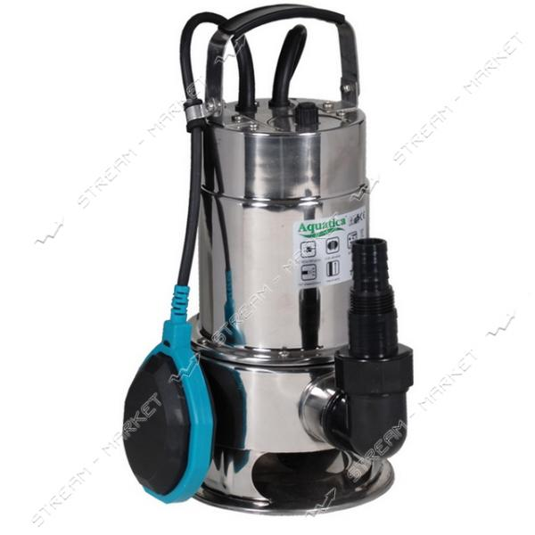 Насос дренажный Aquatica (Leo) 773212 0.75кВт Hmax 8м Qmax 234л/мин (нерж)
