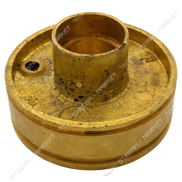 Крышка двигателя погружного насоса Водолей латунь