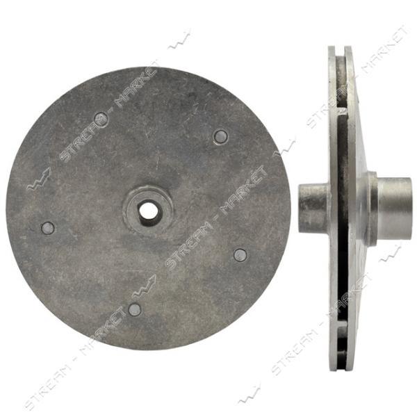(7066) Крыльчатка d125 мм для насоса 'Агидель' (старого образца)