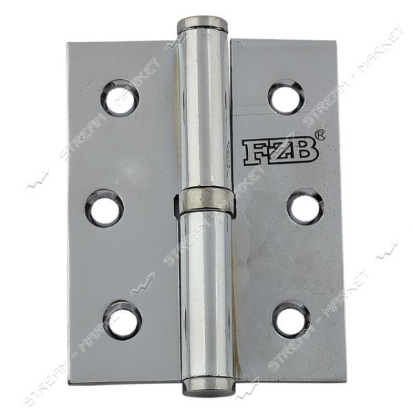 Петля стальная cъемная FZB 75х63 CR-R