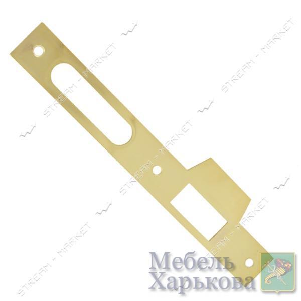 Ответная планка СLASS Standart G - Мебельные замки и магниты в Харькове
