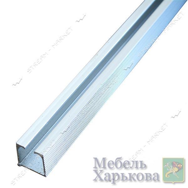 Рейка для раздвижной системы KEDR 2М (80кг) - Мебельные направляющие и комплектующие в Харькове