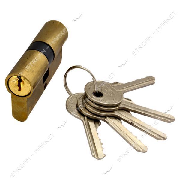 Секрет алюминиевый 60 30/30 ключ/ключ 5 англ. кл Китай