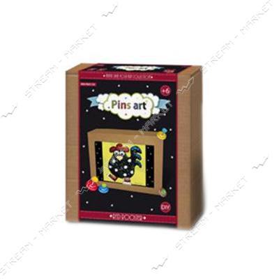 Набор для выкладки пайетками 'Pins Art' 152K2D