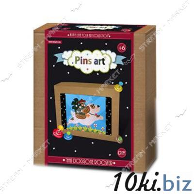 Набор для выкладки пайетками 'Pins Art' 157K2D Детские наборы для творчества в ТЦ Атриум Харьков