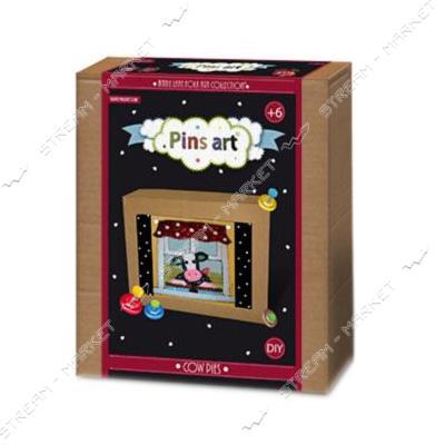 Набор для выкладки пайетками 'Pins Art' 159K2D