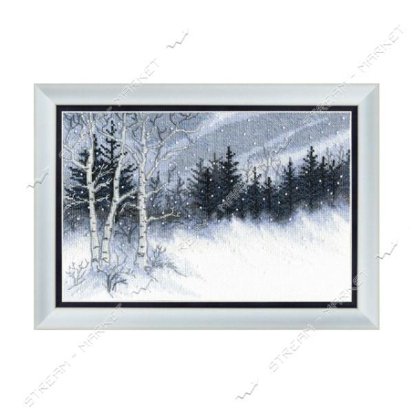 Набор для вышивания крестом Crystal Art BT-099 'Зимняя ночь'